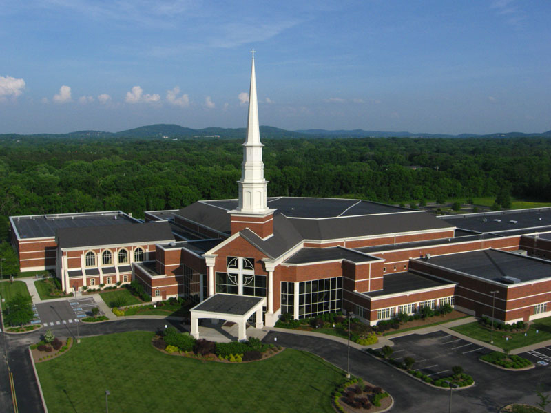 About Brentwood Baptist - Ministry Residency